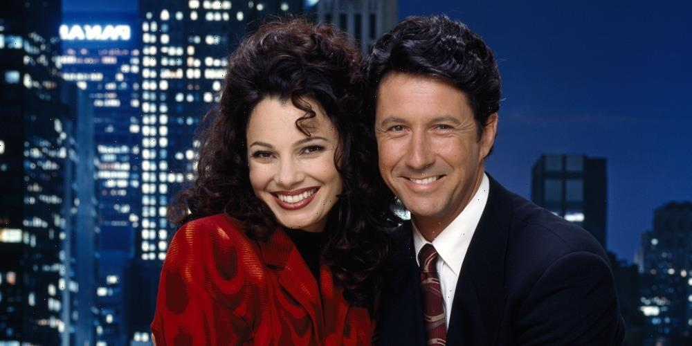 Charles Shaughnessy Reveals Fran Drescher Has A Brilliant Idea For 'The Nanny' Reboot