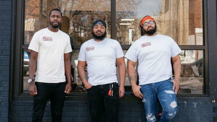 Childhood friends open restaurant that exclusively employs formerly incarcerated individuals