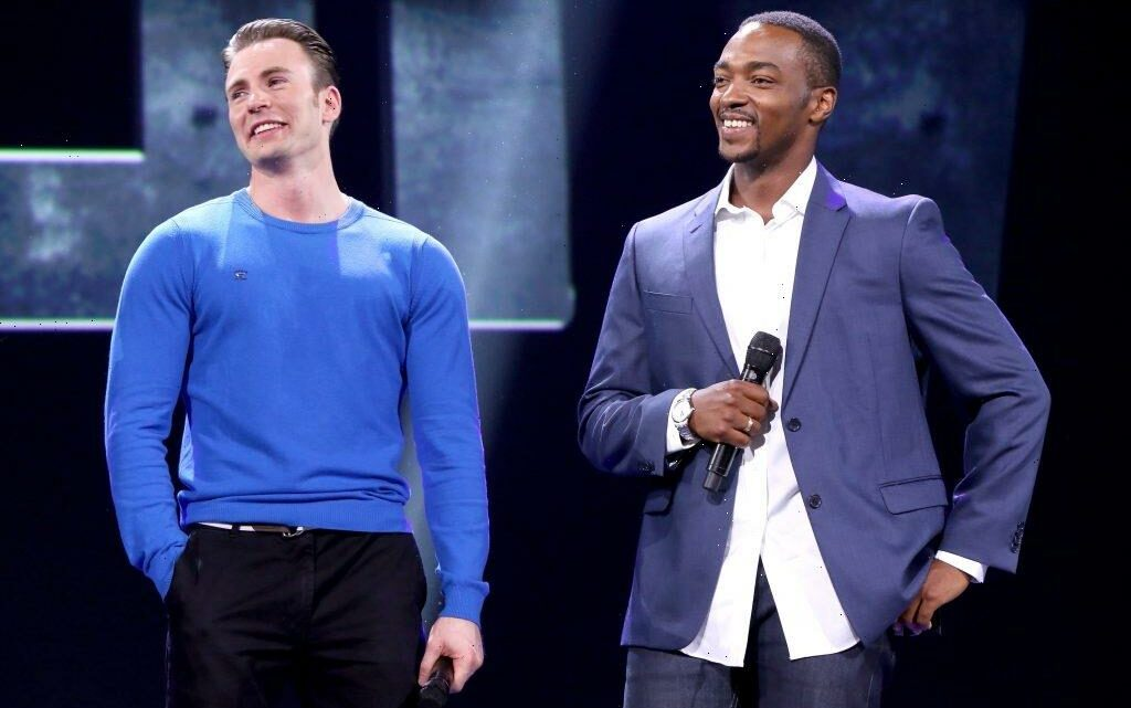 Chris Evan and Anthony Mackie May Be Avengers, but The Actors Also Relate To These Disney Princesses