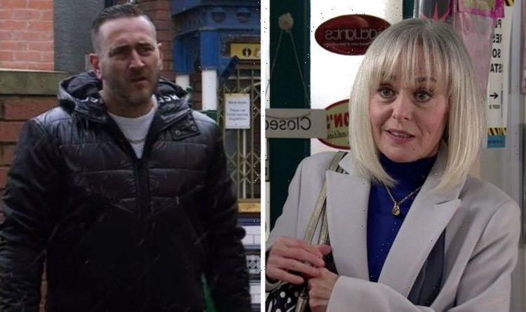 Coronation Street spoilers: Sharon Bentley 'working with' drug dealer Harvey