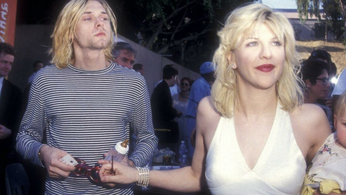 Courtney Love Said She Would 'Kill' Kurt Cobain if He Were Still Alive