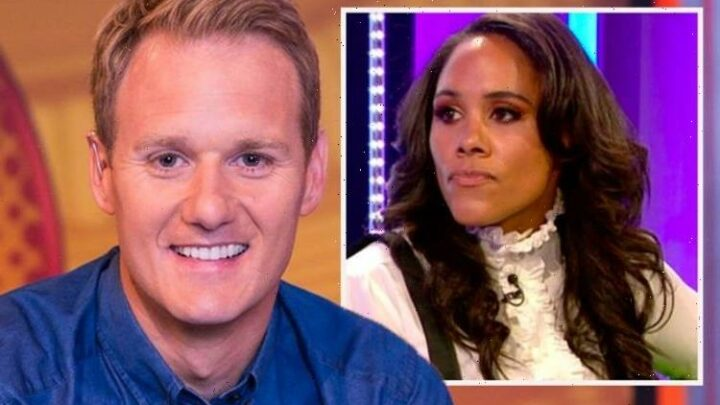 Dan Walker's replacement for Football Focus 'unveiled as Alex Scott' in historic BBC move