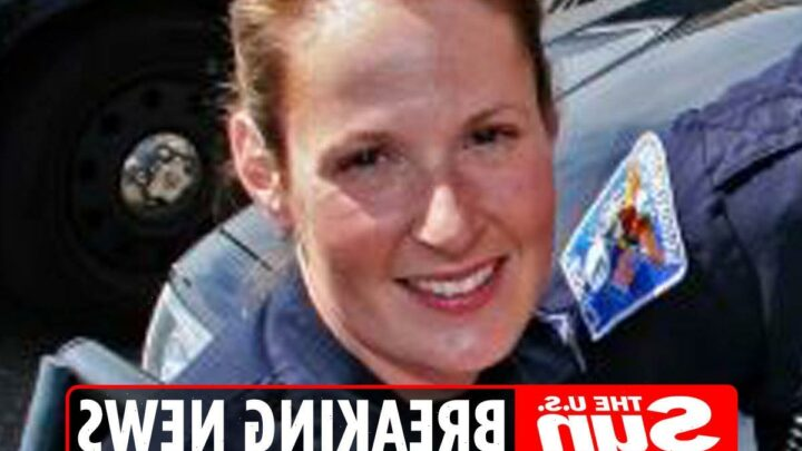 Daunte Wright death cop Kim Potter RESIGNS as his family 'can't accept' she confused gun with Taser