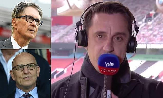 'Deduct points, deduct money and PUNISH them': Gary Neville on Big Six