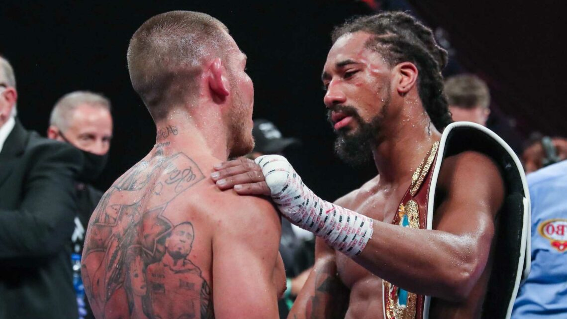 Demetrius Andrade's next fight – Eddie Hearn names Charlo and Gennady Golovkin as targets after win over Liam Williams