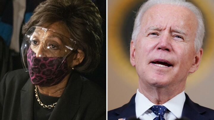 Derek Chauvin's guilty verdict WILL stand as Biden and Waters' comments 'NOT significant enough' for appeal, expert says