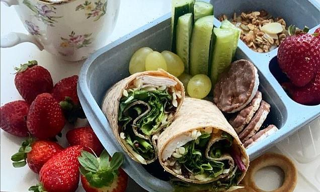 Dietitian reveals what the PERFECT work lunchbox looks like