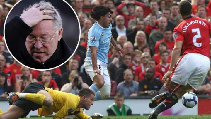 Ex-Man Utd goalkeeper Ben Foster remembers irate Sir Alex Ferguson 'nail' him after howler in dramatic win over Man City – The Sun