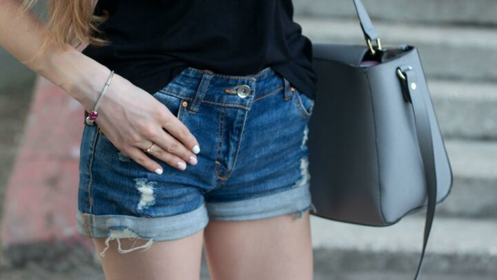Find Out Why Over 14,000 Shoppers Are Obsessed With These Denim Shorts