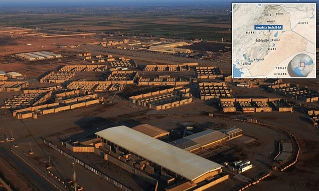 Five injured after rockets hit Iraq airbase hosting US troops