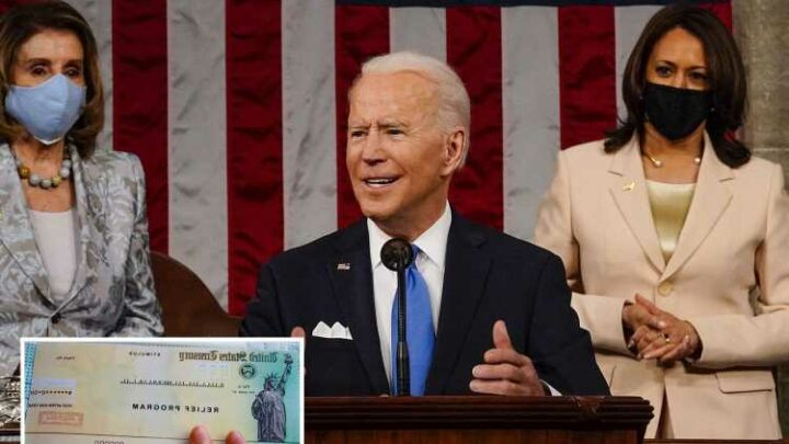 Fourth stimulus check – More Covid relief money could be sent out following Biden's Congress speech