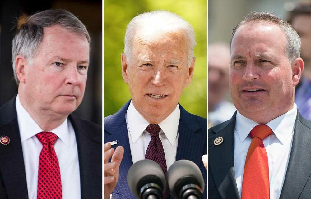 GOP lawmakers warn against 'dangerous' Biden critical race theory effort