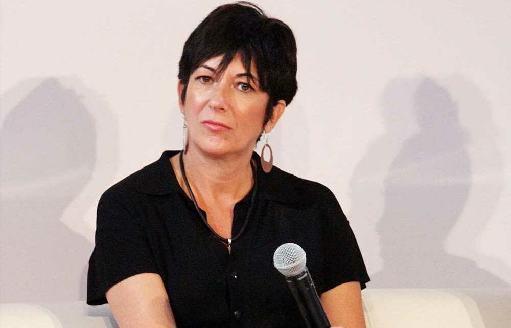 Ghislaine Maxwell uses a sock to cover eyes from jail guard's flashlights: lawyer