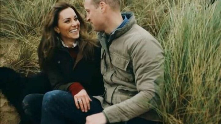 Go inside Prince William and Kate Middleton's family life in sweet new video