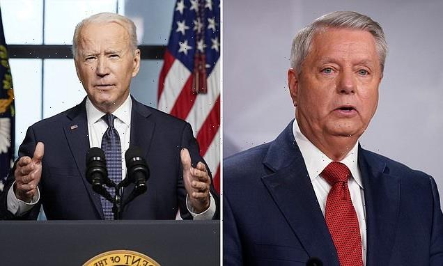 Graham: Every extremist camp is 'on steroids' after Biden announcement