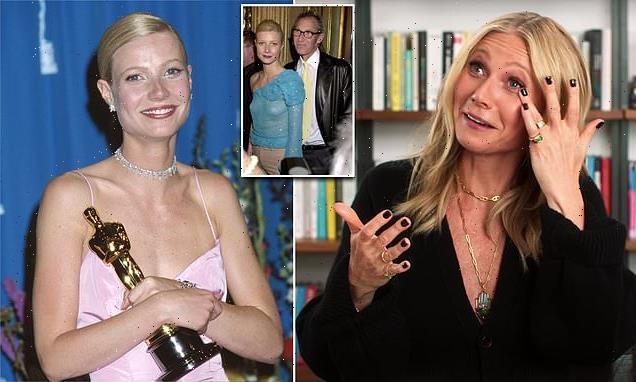Gwyneth Paltrow reveals wedding bling was a gift from her late dad