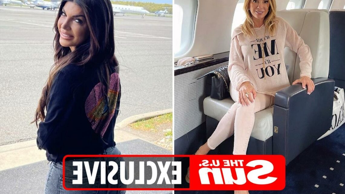 Housewives All-Stars final cast includes Teresa Giudice & Ramona Singer as Bravo favorites fly to film in Turks & Caicos