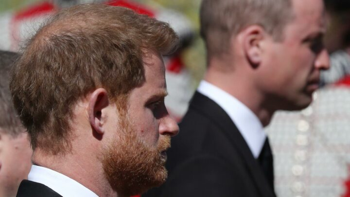 Is This Why Harry, William, And Kate Left Prince Philip's Funeral Together?