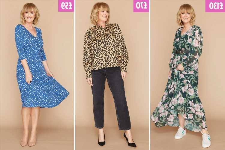 Jane Moore test-drives the new M&S offerings – and finds the perfect jeans to hide that mum muffin-top