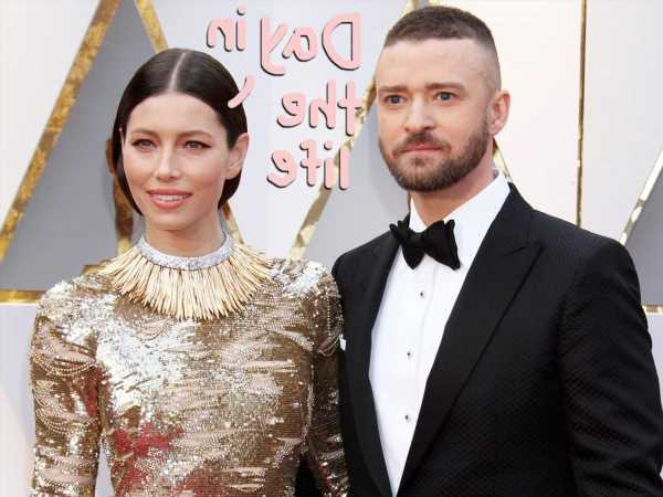 Jessica Biel Dishes On Parenting Two Kids With Justin Timberlake: 'A Wild, Crazy, Fun Ride'