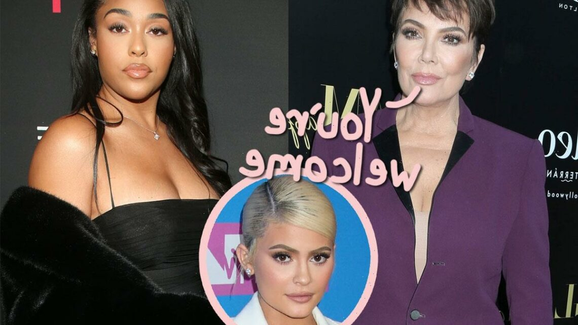 Jordyn Woods Shows Off Special Gift She Received From… Kris Jenner?!