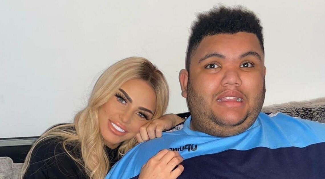 Katie Price shares relief as disabled son Harvey, 18, receives second Covid jab after adverse reaction to first injection