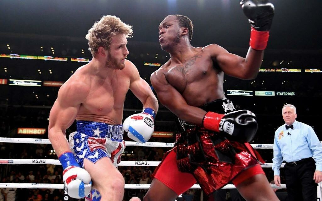 Logan Paul teases major WWE fight with YouTube rival KSI after shock WrestleMania 37 appearance