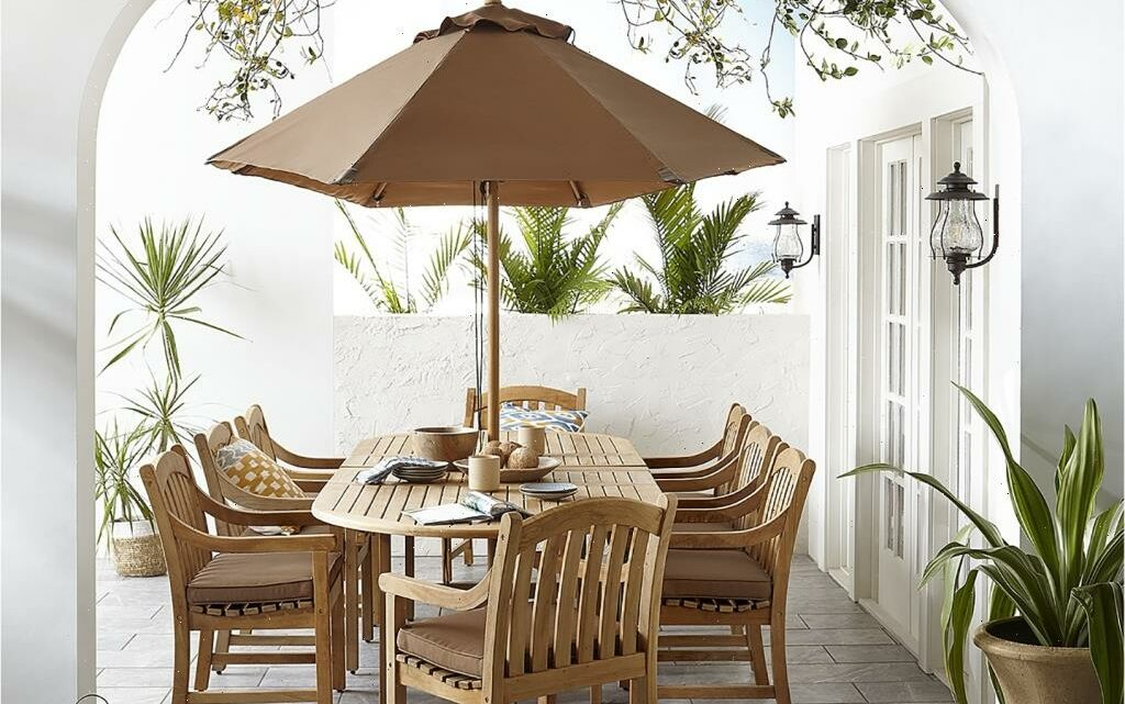 Macy's Friends & Family Sale Includes Stylish Patio Furniture Deals Way Too Good to Pass Up