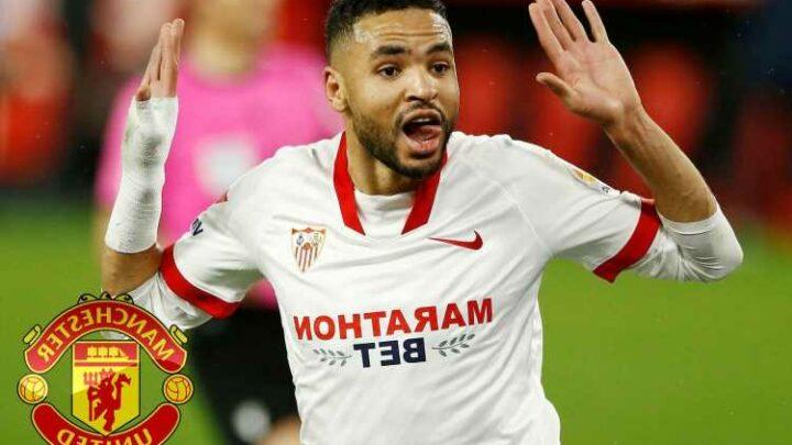 Man Utd and Liverpool in Youssef En-Nesyri transfer fight but West Ham lead race for 23-year-old Sevilla striker