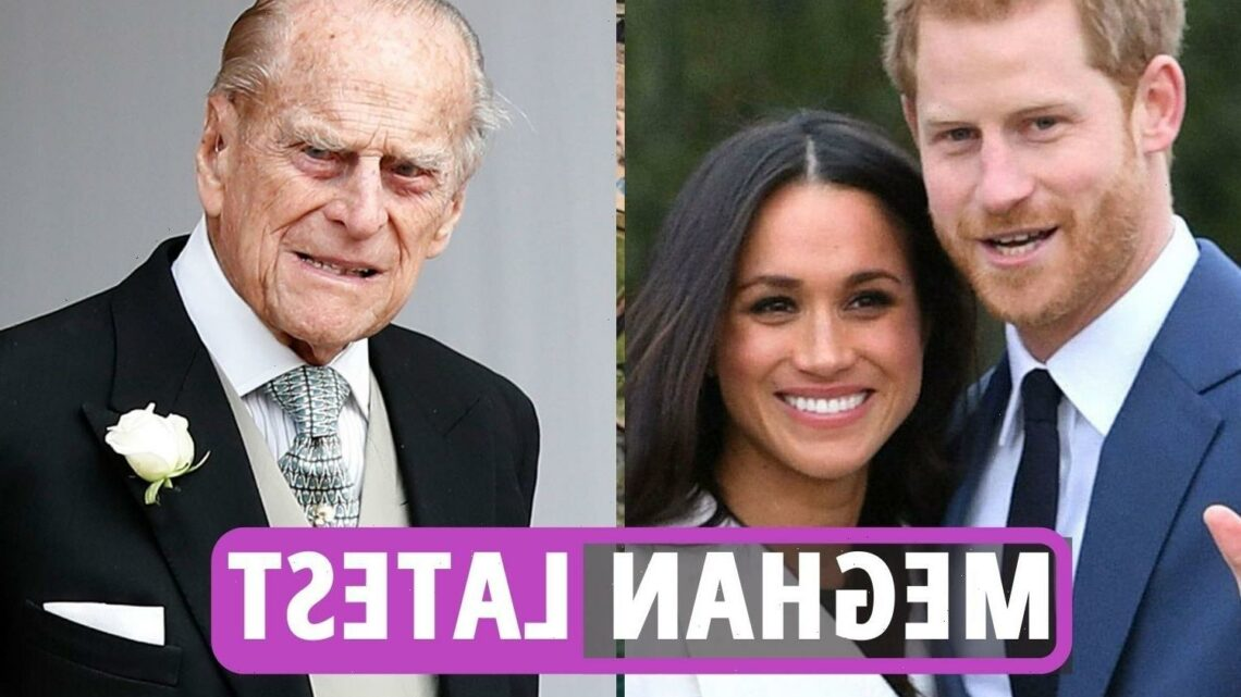 Meghan Markle latest news – Pregnant Duchess to watch Prince Philip's funeral ONLINE after doctors' travel warning
