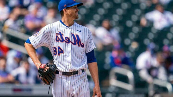 Mets hitters owe Jacob deGrom an apology
