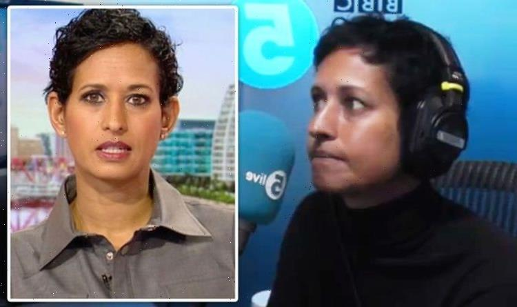 Naga Munchetty addresses reason why she may not have BBC co-host 'They thought carefully'