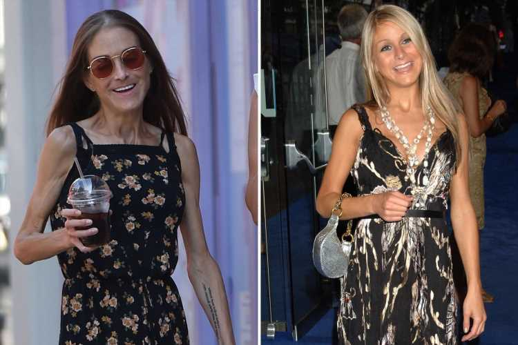 Nikki Grahame 'weighed less than five stone when she was released from hospital 12 hours before her death'