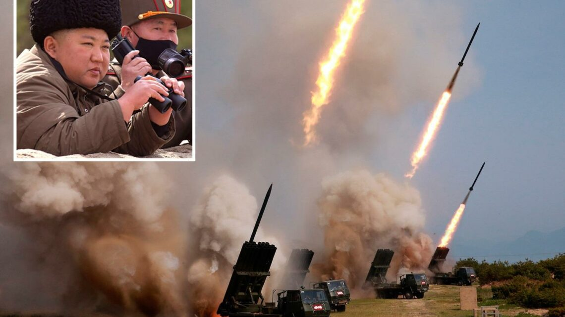 North Korea 'ready for combat' as Kim Jong-un orders missiles to be fired at 'any time' amid fears of new nuke test