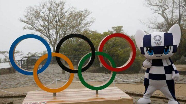 Olympics: China looms large behind Tokyo Games push
