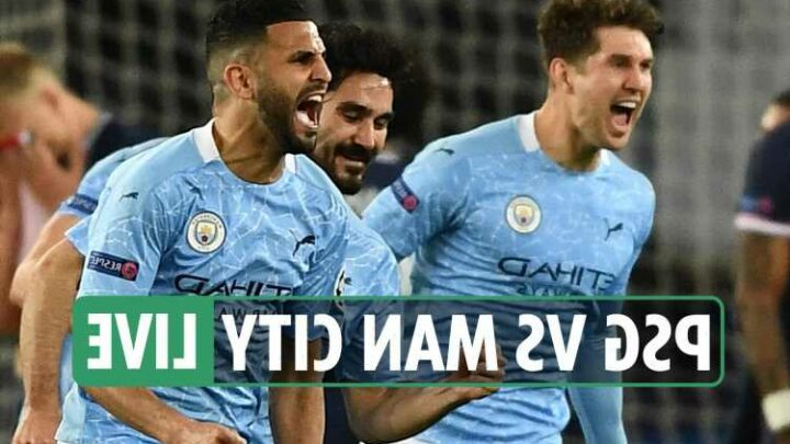 PSG 1 Man City 2 LIVE REACTION: Pep's men on cusp of Champions League final after De Bruyne and Mahrez inspire fightback