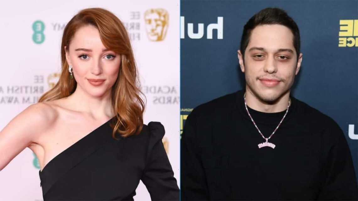 Pete Davidson and Phoebe Dynevor confirm relationship in new PDA-filled pics