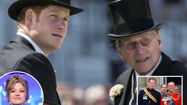 Prince Philip defined by patriotism was shaken when his beloved grandson Harry rejected everything he held dear