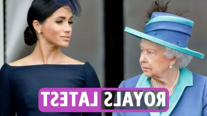 Prince Philip funeral latest – Meghan Markle and Archie phoned Queen before service as Royal Family 'lost' without him