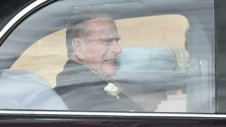 Prince Philip spent 18 years designing a custom Land Rover… and it's a pickup truck