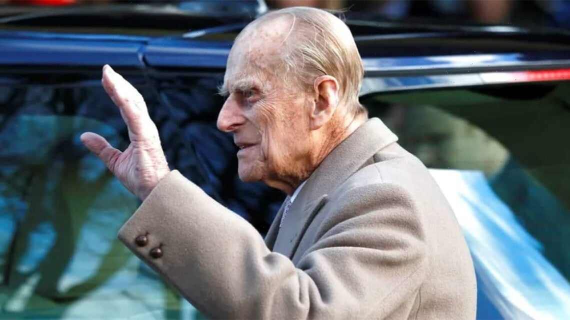 Prince Philip's funeral set for April 17 at Windsor Castle, palace officials say