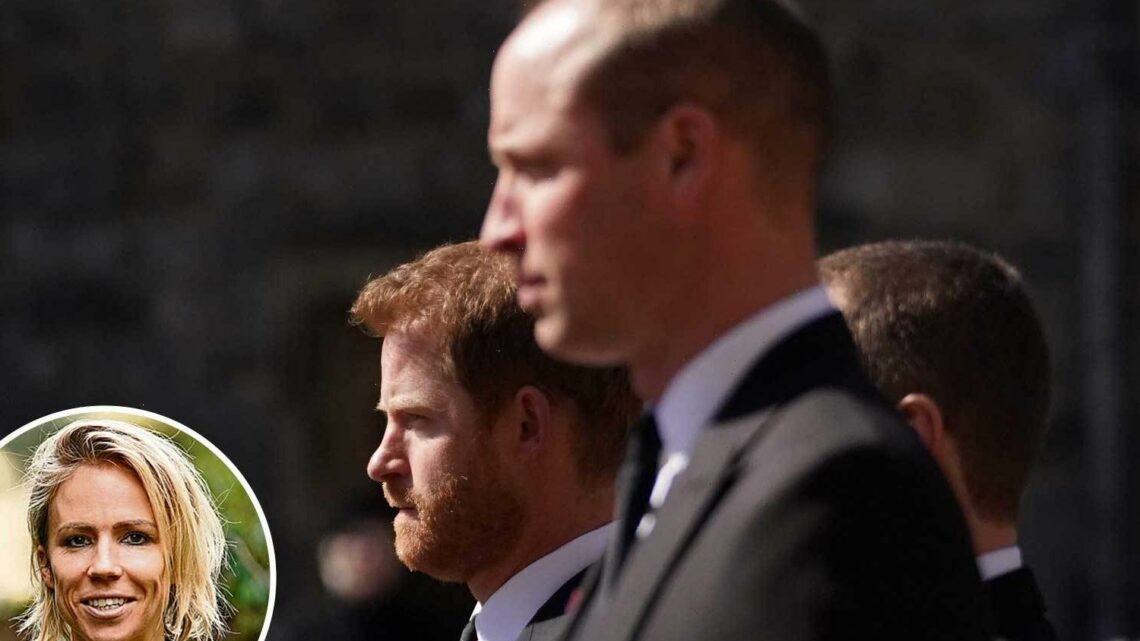 Prince William proved he's a born leader… Harry, you still play dirty