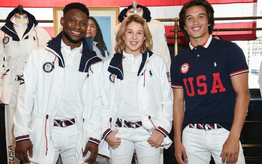 Ralph Lauren unveils crisp white Team USA Olympic uniforms for Tokyo – The Denver Post