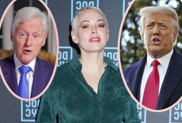 Rose McGowan Says Democrats Are In A 'Deep Cult' In WILD Fox News Interview