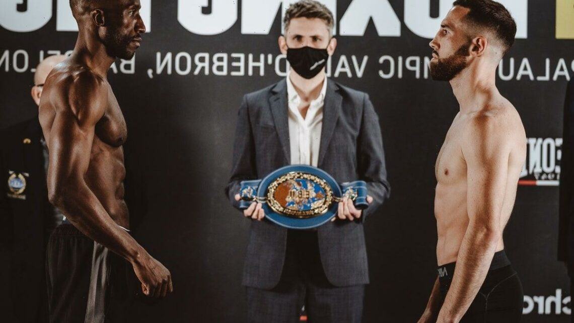 Sandor Martin vs Kay Prosper live stream: How to watch fight online and on TV