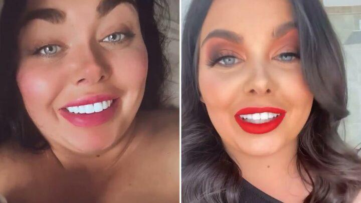 Scarlett Moffatt horrified after cruel troll tells her 'go kill yourself' in row over a toothpaste ad