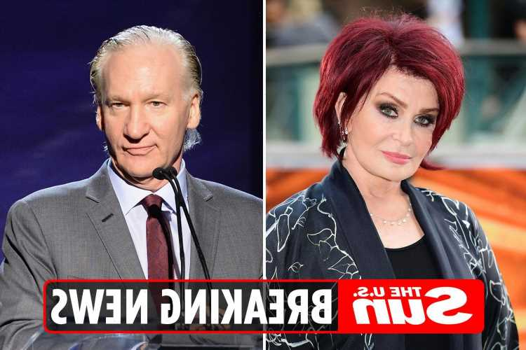Sharon Osbourne to tell all about The Talk exit & racism accusations in explosive interview with Bill Maher