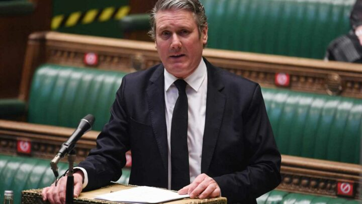 Sir Keir Starmer jokes Line of Duty's AC-12 needed for 'sleaze inquiry' after David Cameron row