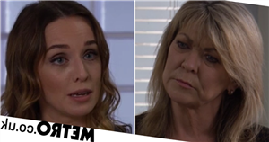 Spoilers: Andrea vows to destroy Kim after Millie's left in danger in Emmerdale