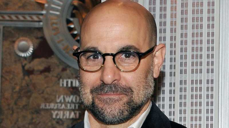 Stanley Tucci's Brother-In-Law Is Someone You Will Recognize
